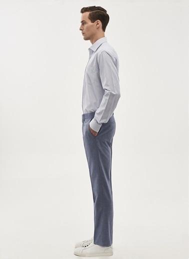 Altınyıldız Classics Kumaş Pantolon Mavi